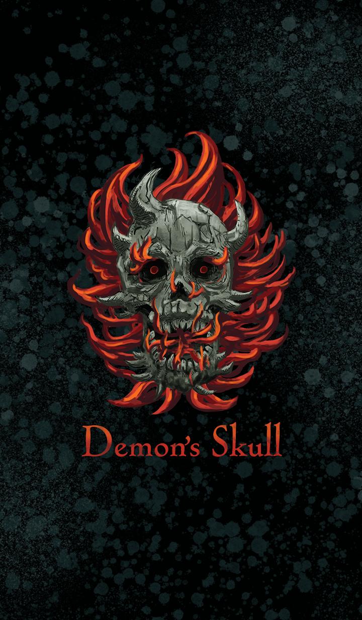 Demon's Skull [B/R]