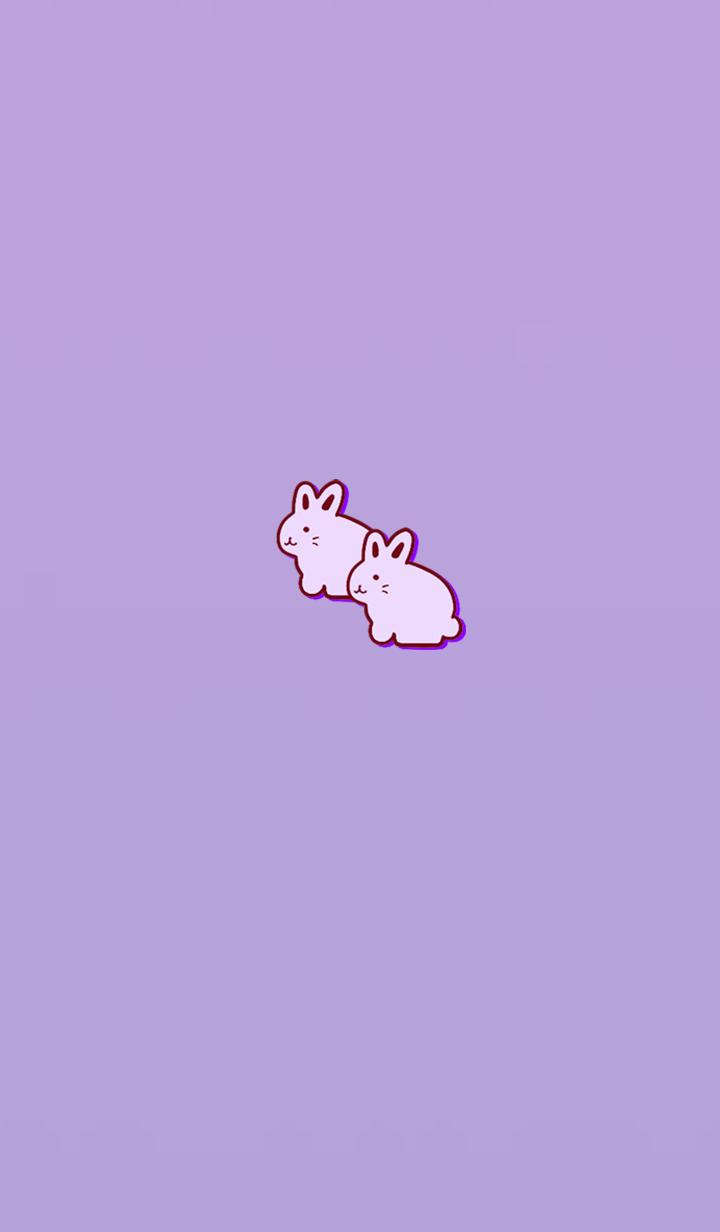 Simple luck rabbit
