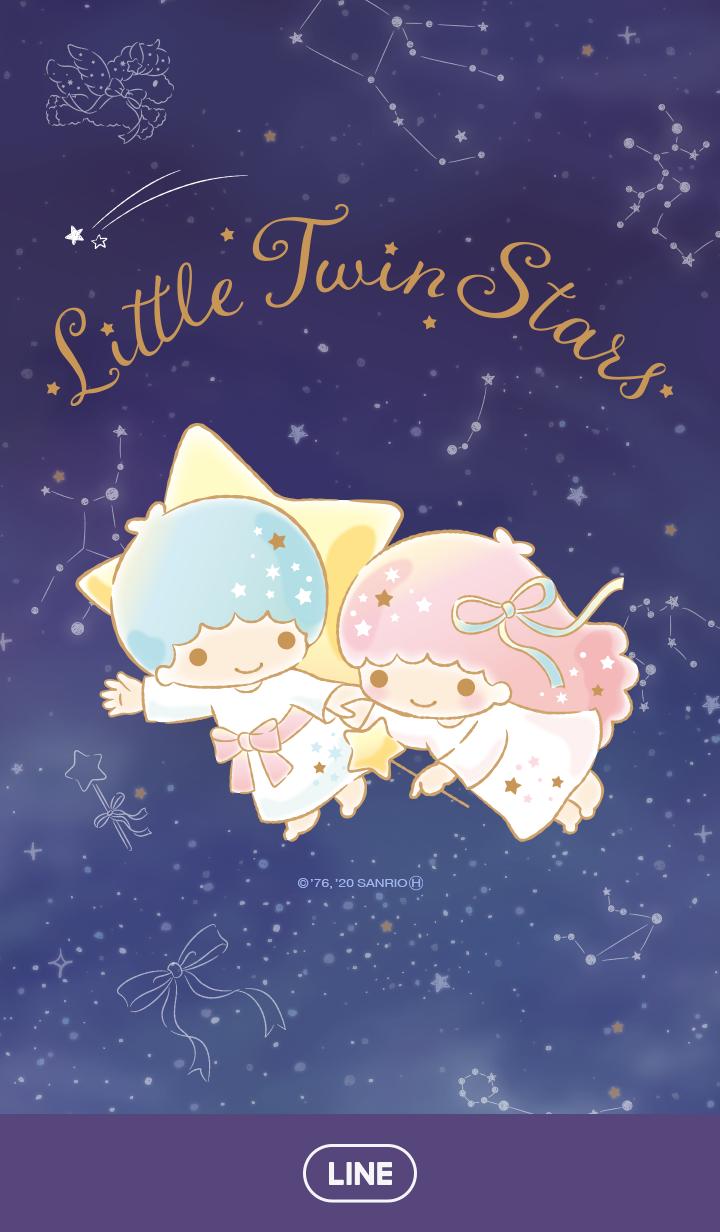 쌍둥이 별 키키와 라라: 별자리
