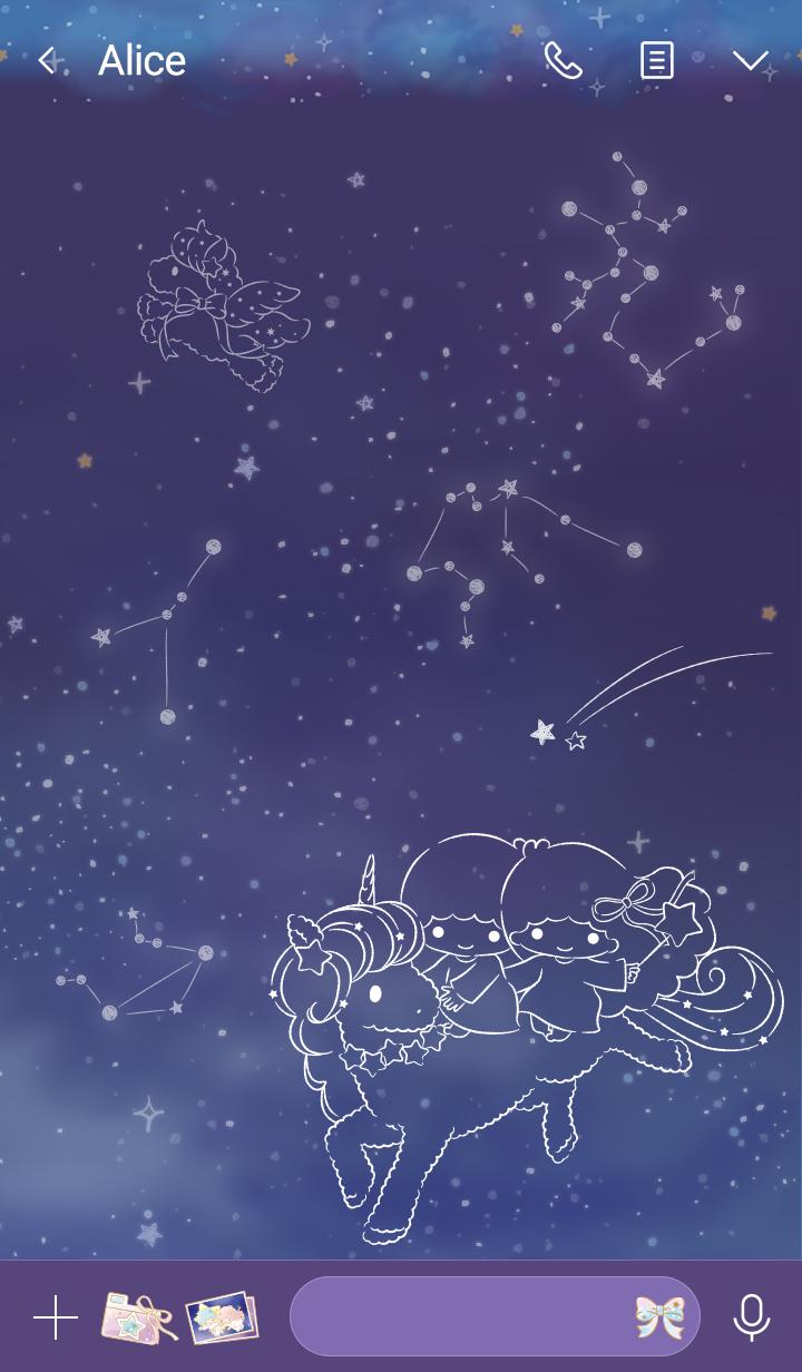 Little Twin Stars: Constellation