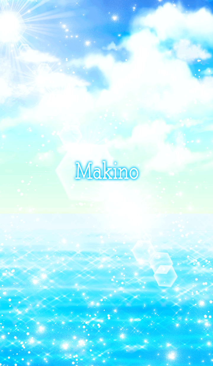 Makino Summer sea