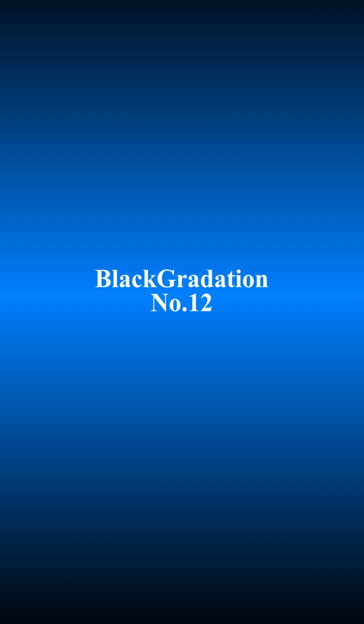 Simple gradation No.4B-12