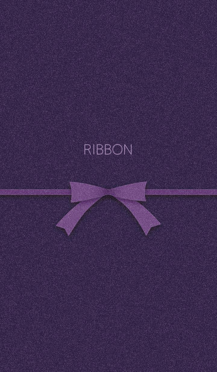 蝴蝶織帶/紫色19