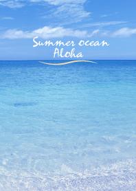Summer ocean ALOHA 3