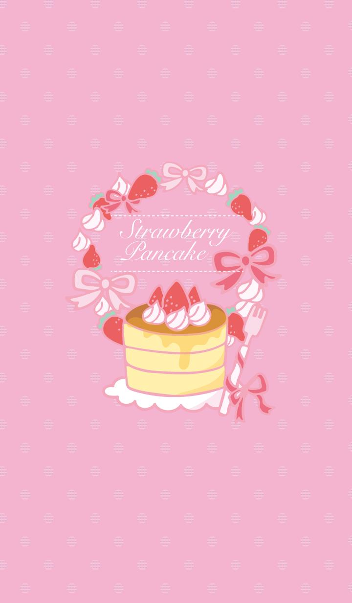 Strawberry Pancake(F)