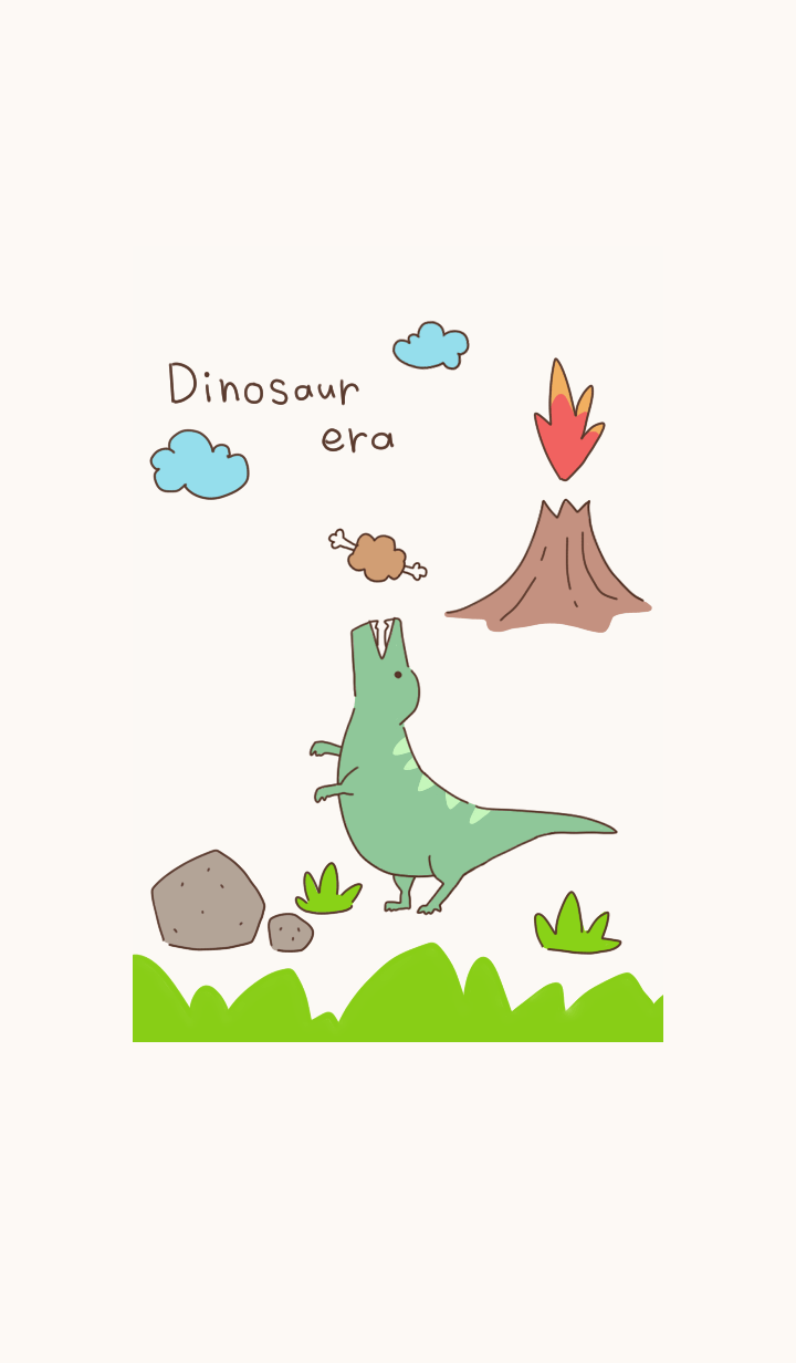 Dinosaurs love meat2.
