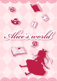 Alice's world.