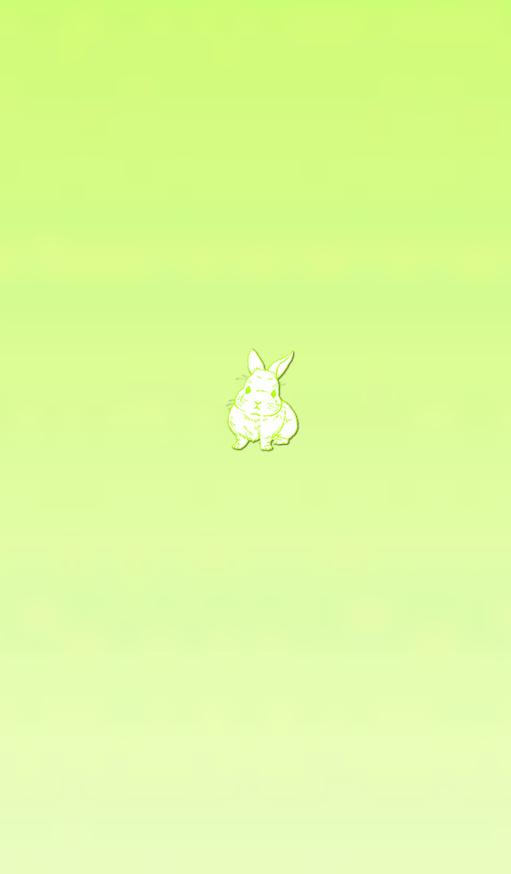 Simple and realistic rabbit 3