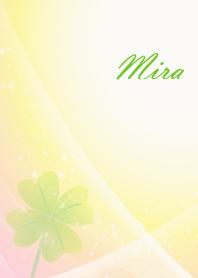 No.1565 Mira Lucky Clover name