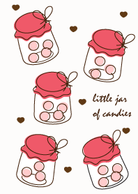 little jar of candies 3