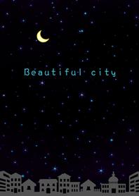 美麗城市-星空