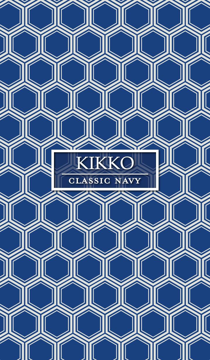 KIKKO Classic Navy