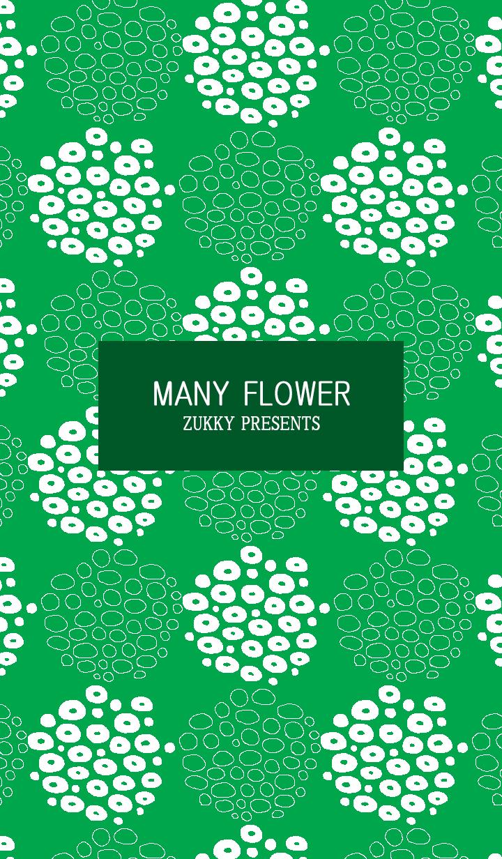 MANY FLOWER43