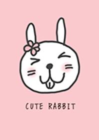 Cute RABBIT =(' o ')=