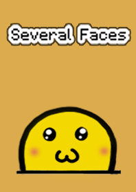 Several Faces