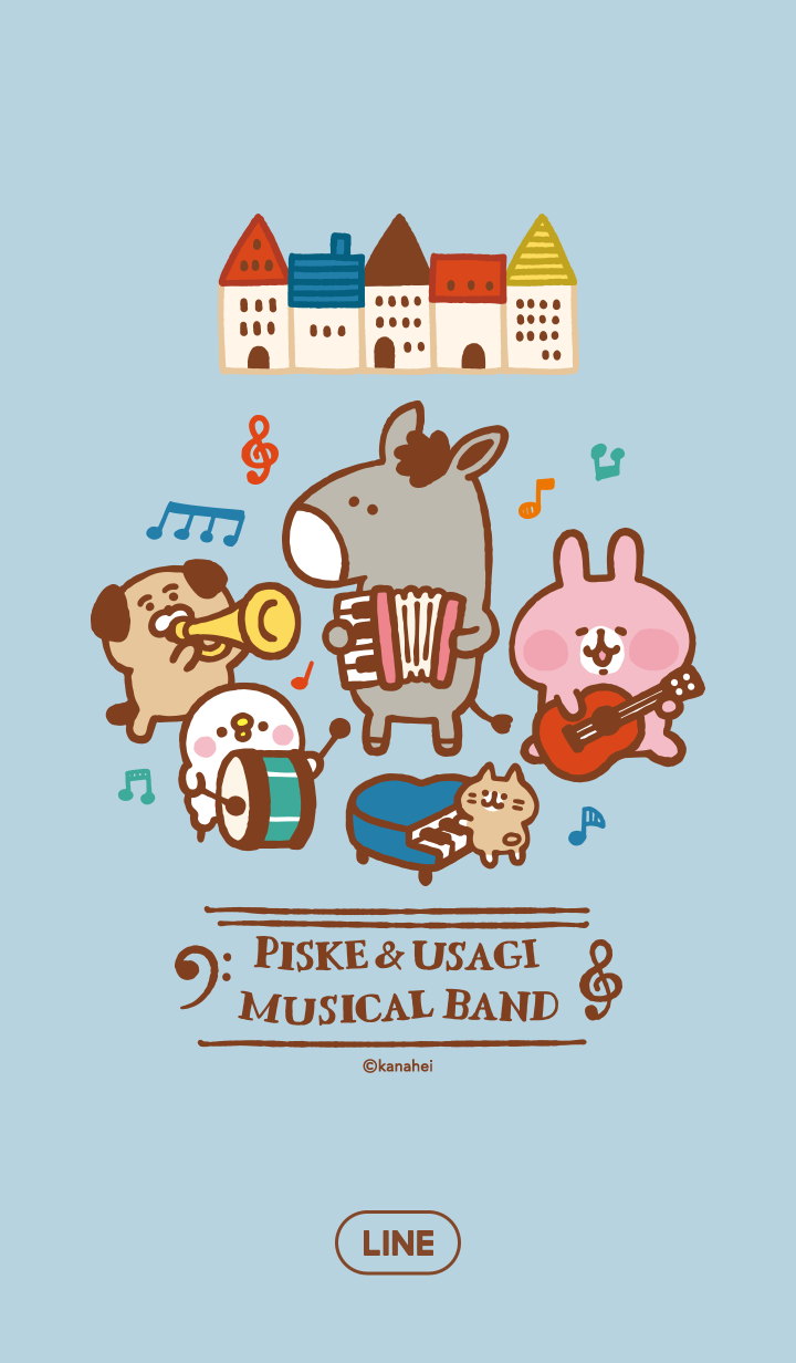 Piske & Usagi Musical Band