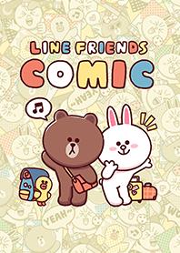 ธีมไลน์ LINE COMIC