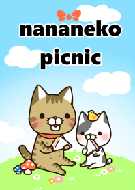 nananeko picnic version