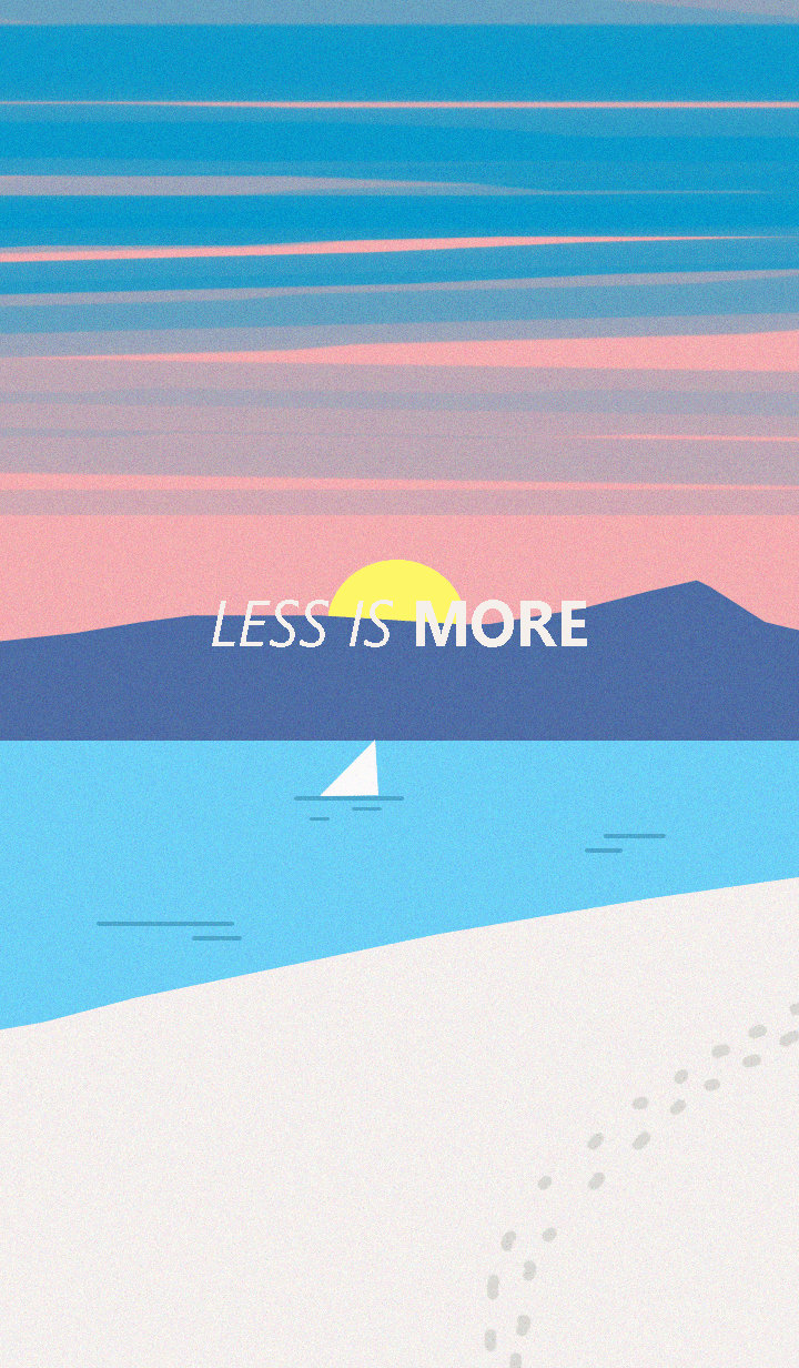 Less is more - #20 自然