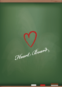 Heart Board Theme.