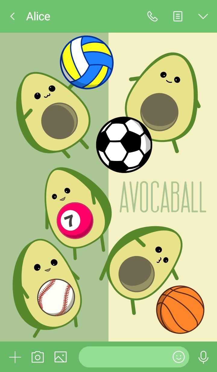 Avocaball _