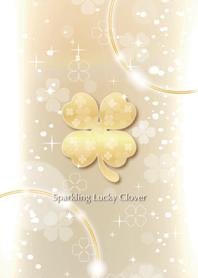 Sparkling Lucky Clover*