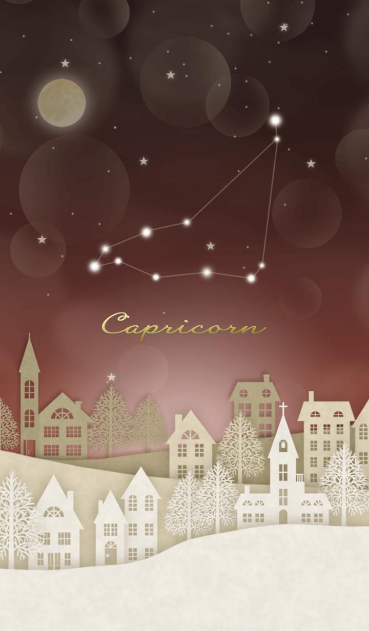 Capricorn & Scandinavia style