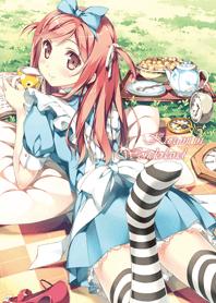 Kantoku Kurumi in Wonderland