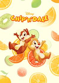 Chip 'n' Dale(維他命色系篇)