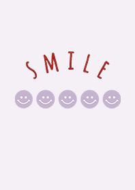 Purple 4 - Smile