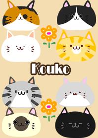 Kouko Scandinavian cute cat