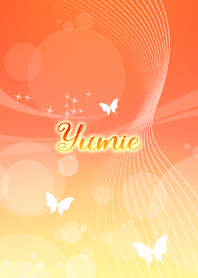 Yumie butterfly theme
