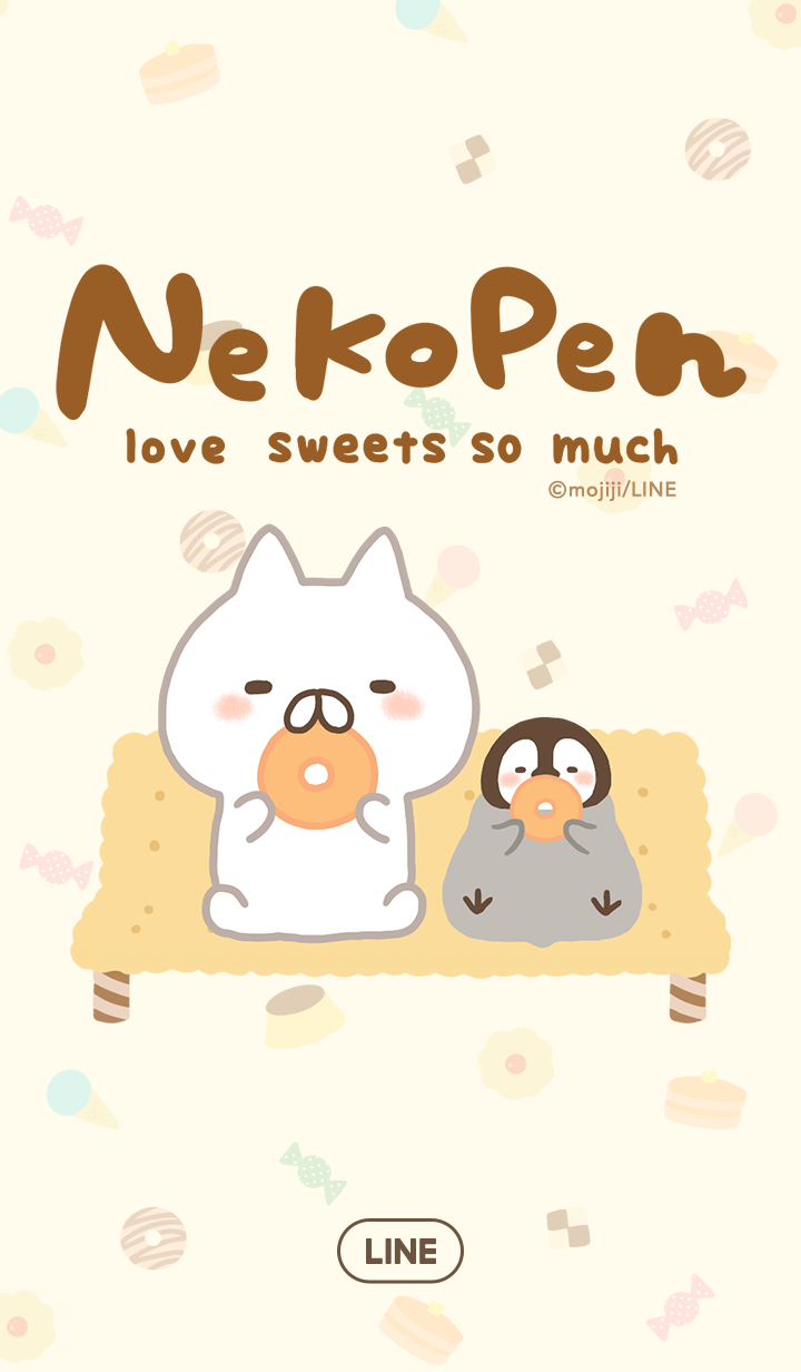 Penguin and Cat Days (Sweets)