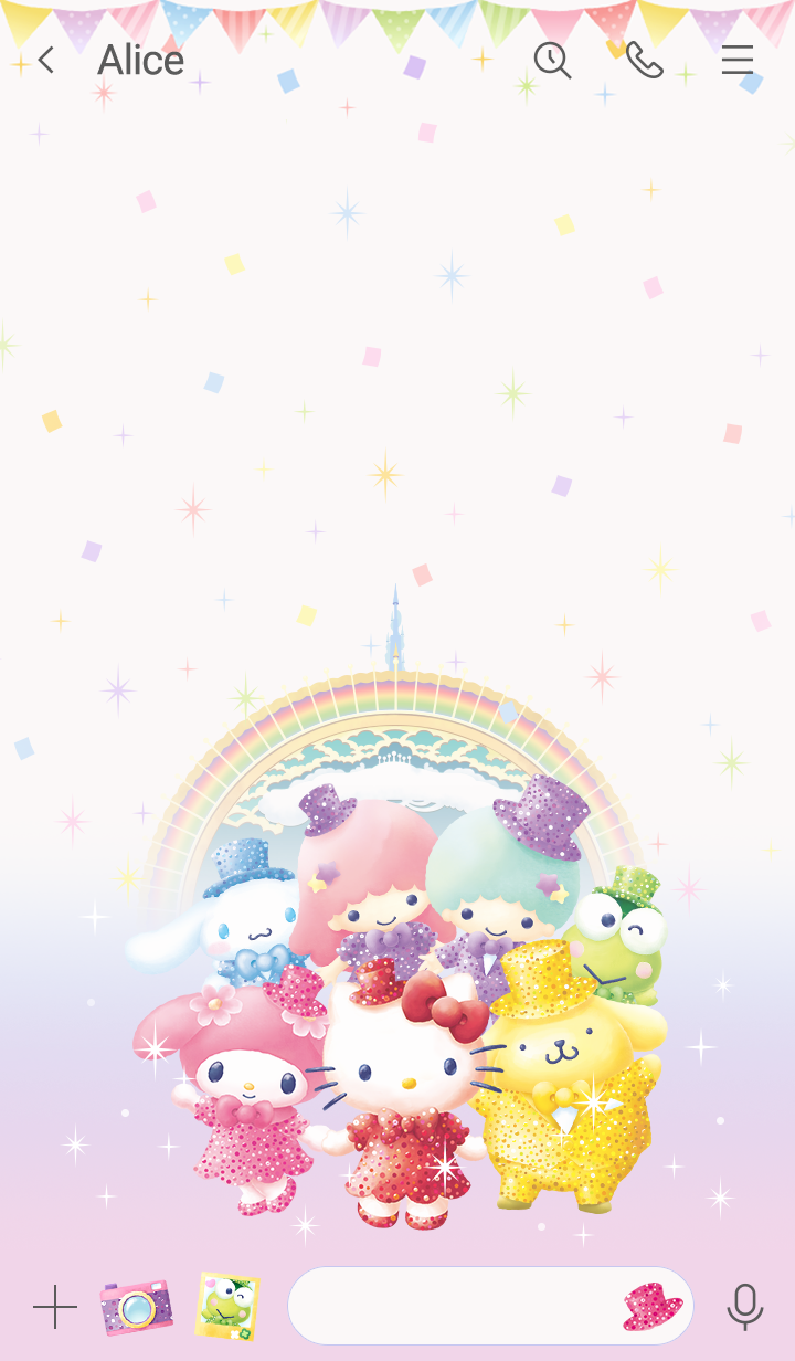 SANRIO CHARACTERS (Party)