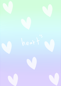 Pastel heart6.