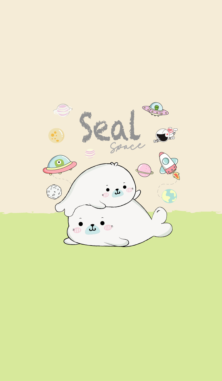 Seal Green Space.