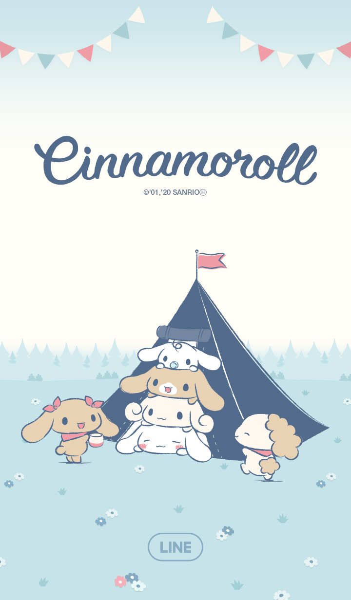 Cinnamoroll: Outdoors