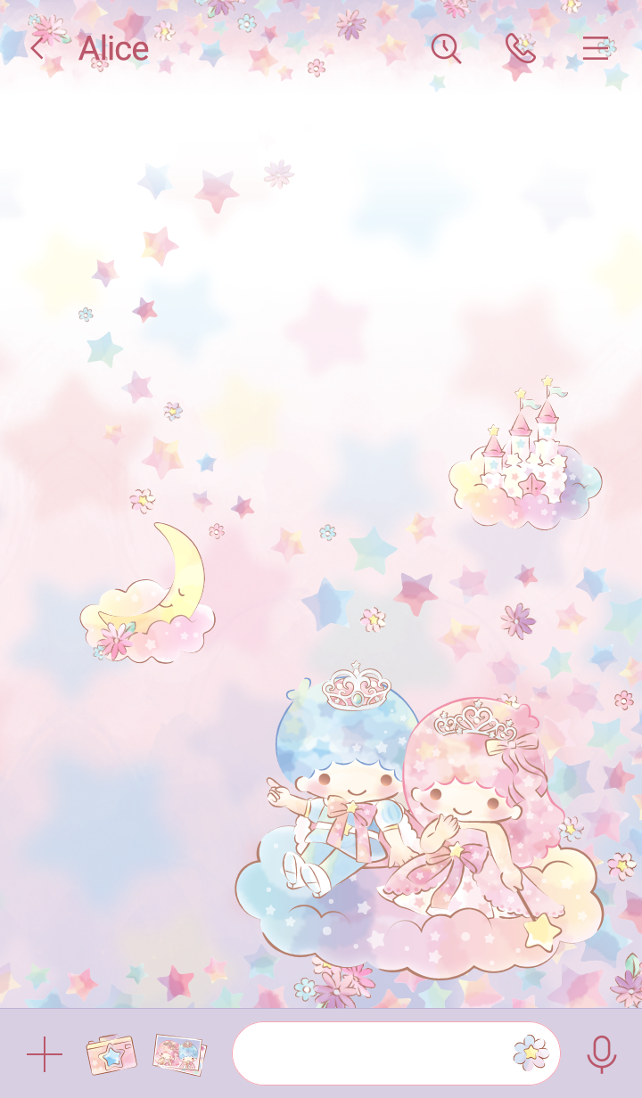 Little Twin Stars: Celebration