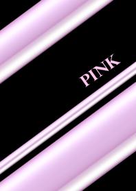 Simple Pink & Black no logo No.2-3