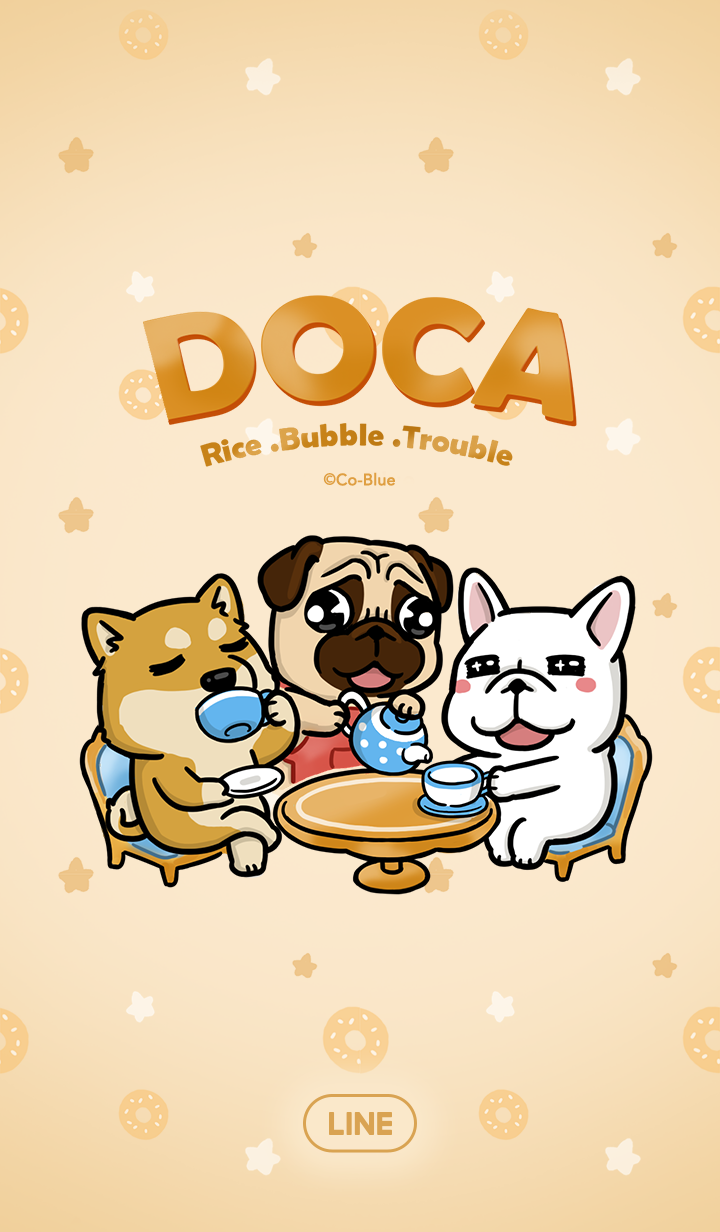 DOCA-Happy Afternoon Tea Party