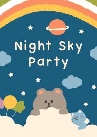 Night Sky Party