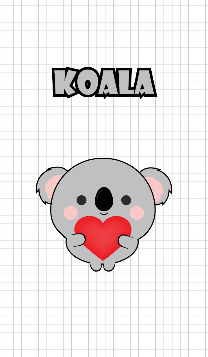 Mini Cute Koala Theme