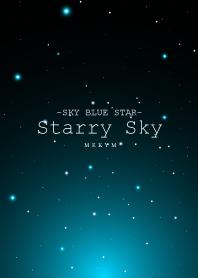 Starry Sky SKY BLUE STAR