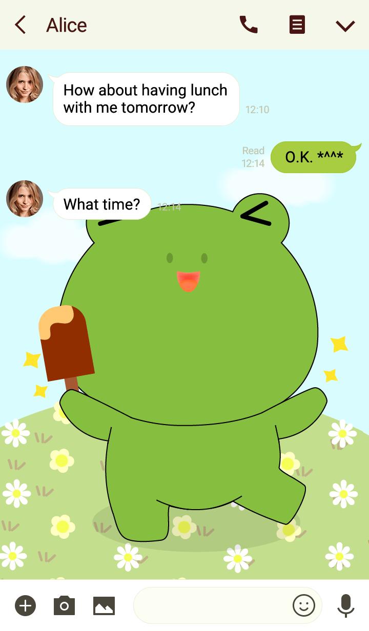 Love Cute Frog (jp)