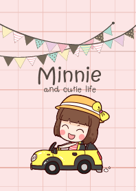 Minnie and cutie life