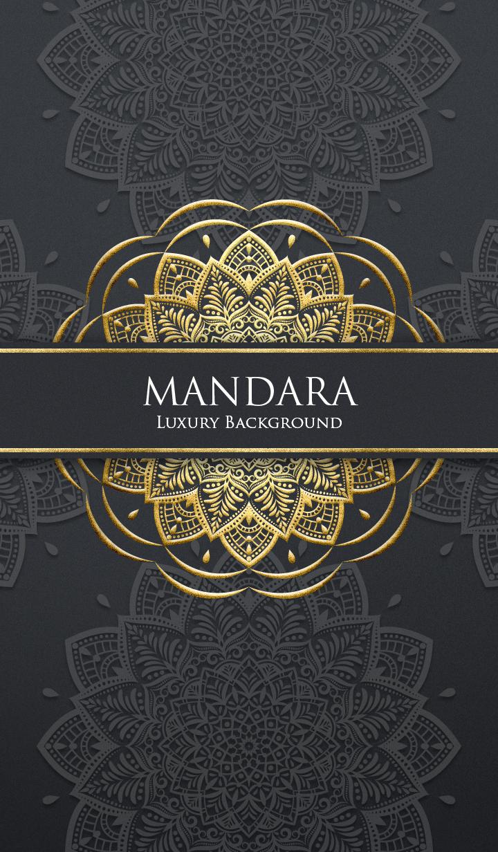 Luxury Mandala theme.