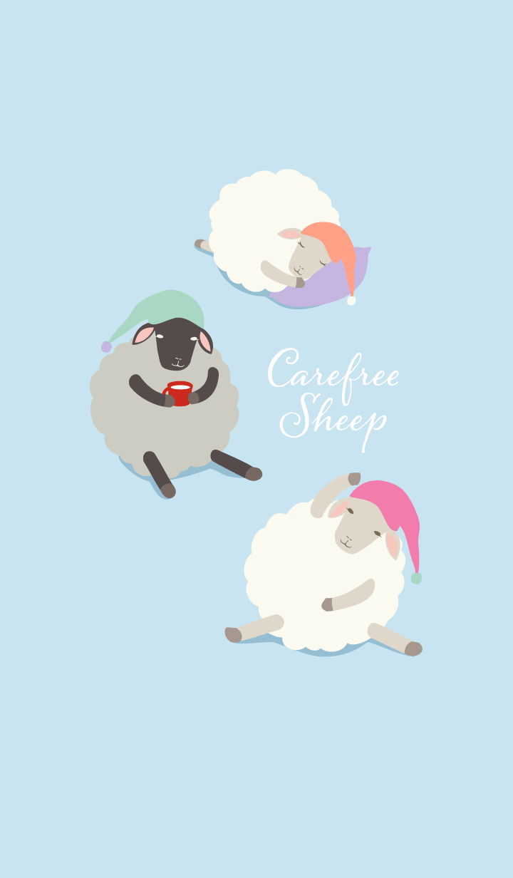 - Carefree Sheep Theme -
