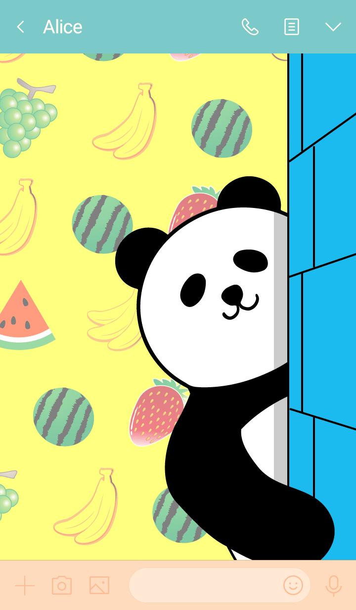 Panda everyday 5