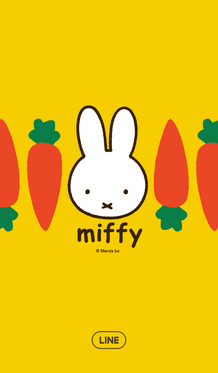 miffy CARROT Theme