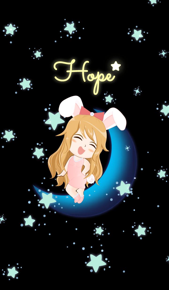 Hope on Blue Moon